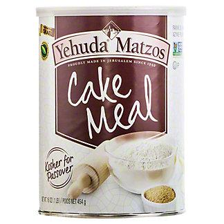 Yehuda Matzos Cake Meal, 16 OZ