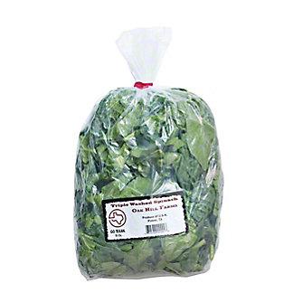 Oak Hill Farms Cora Lamar's Spinach, 10 OZ