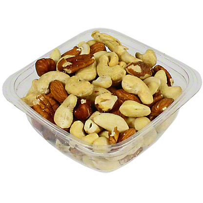 Deluxe Raw Mixed Nuts, Sold by the pound