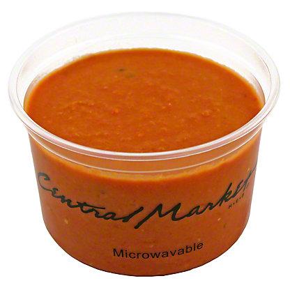 Central Market Tomato basil soup, EACH