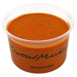 Central Market Tomato basil soup, EACH