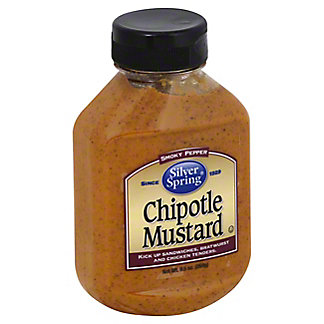 Silver Spring Chipotle Mustard, 9.50 oz