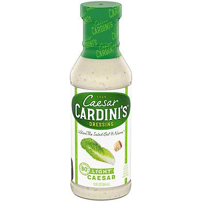 Cardini's Light Caesar Dressing,12.00 oz