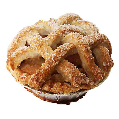 "Central Market 5"" Apple Pie,15 OZ"