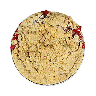 Traditional Cherry Pie with Streusel, 5 Inch