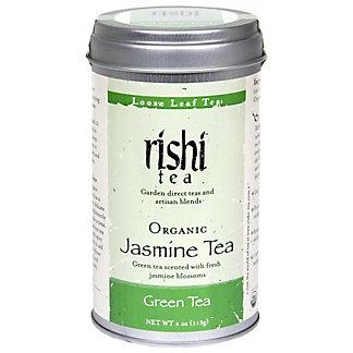Rishi Tea Organic Jasmine Tea, 4 oz (113 g)