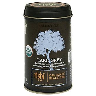Rishi Tea Ancient Tree Rishi Organic Earl Grey, 3.30 oz