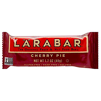 Larabar Cherry Pie Fruit and Nut Food Bar, 1.7 oz