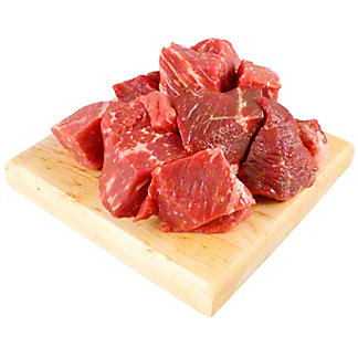 Natural Choice Lamb Stew Meat, by lb
