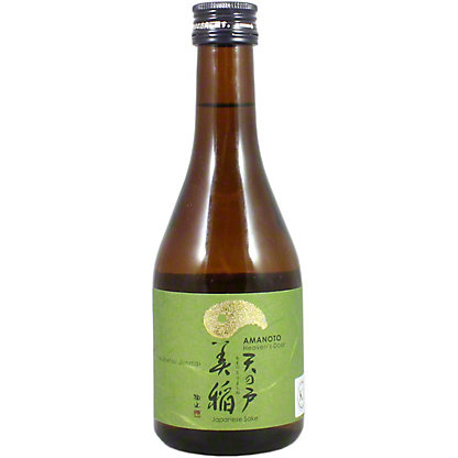 Amanoto Heaven's Door Sake, 300 mL