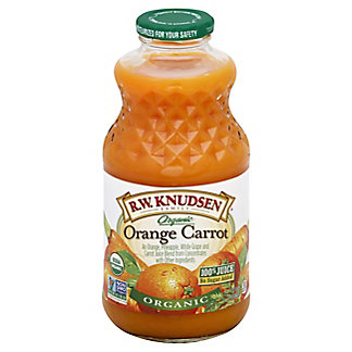 R.W. Knudsen Family Organic Orange Carrot Juice,32 oz