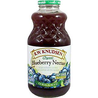 RW Knudsen Organic Blueberry Nectar Juice, 32 oz