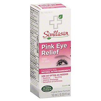 Similasan Irritated Eye Relief, .33 oz