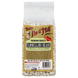 Bob's Red Mill Cannellini Beans,24 oz