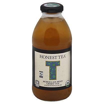 Honest Tea Moroccan Mint Green Tea,16 OZ