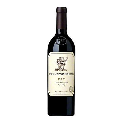 Stag's Leap Winery Cabernet Sauvignon, Estate Napa Valley, 750 ML