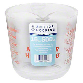 Anchor Harold Imports   2 Cup Measuring Cup,1.00 ea