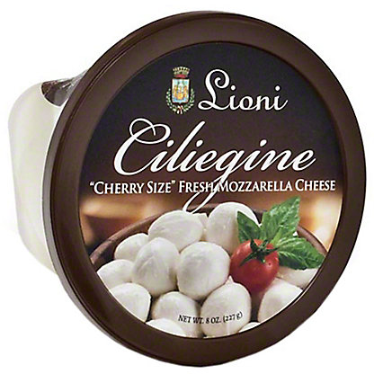 Lioni Ciliegine 'Cherry Sized' Mozzarella, 7.5 OZ