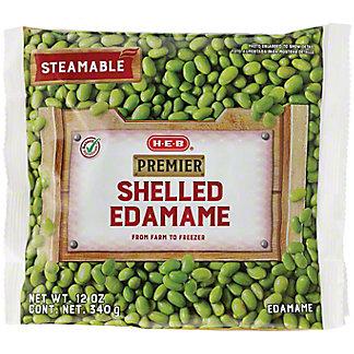 H-E-B Premier Edamame Shelled Soybeans,16 oz