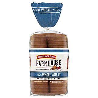 Pepperidge Farm Farmhouse Soft 100% Whole Wheat Bread,24.00 oz