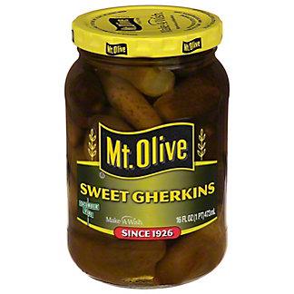 Mt. Olive Sweet Gherkins,16 OZ