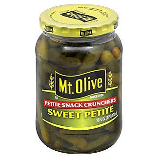 Mt. Olive Sweet Petite Snack Crunchers, 16 oz