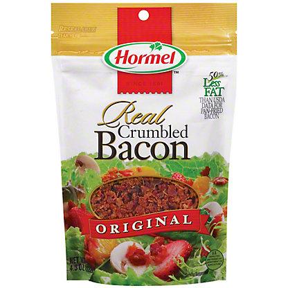 Hormel Original Real Crumbled Bacon,4.3 OZ