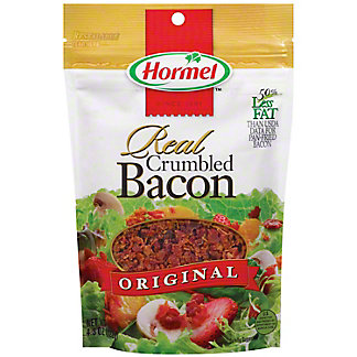 Hormel Original Real Crumbled Bacon,4.3 OZ