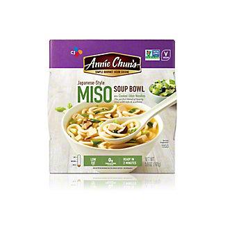 Annie Chun's Miso Soup Bowl,5.9 OZ