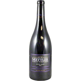 Mettler Petite Syrah,750ML