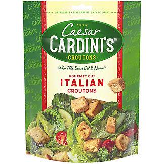 Cardinis Italian Croutons,5.00 oz