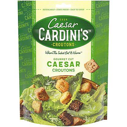Cardini's Gourmet Cut Caesar Croutons,5.00 oz