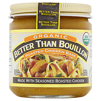 Better Than Bouillon Organic Chicken Base, 8 oz