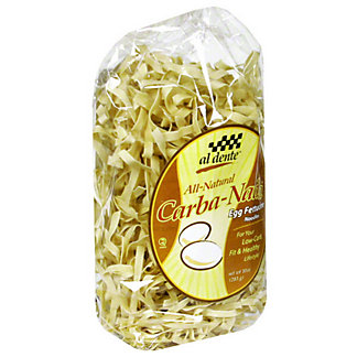 Al Dente Carba-Nada Al Dente Lo Carb Egg Fettucini, 10.00 oz