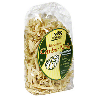 Al Dente Carba-Nada Garlic Fettucini,10 OZ