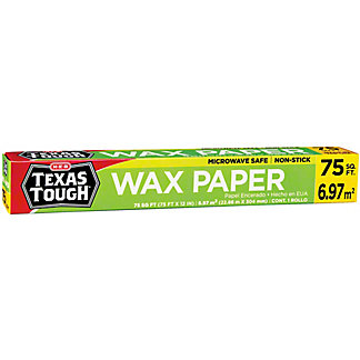 H-E-B Texas Tough Wax Paper,75 sq ft