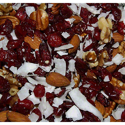 Sunrise Natural Foods Cranberry Confetti Trail Mix,sold by the pound