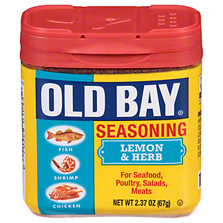 Old Bay Lemon and Herb Seasoning, 2.37 oz