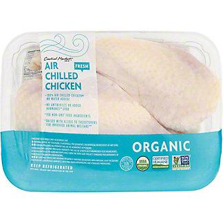 Central Market Organic Split Chicken Breast
