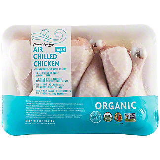 Central Market Organics Air Chilled Chicken Drumsticks