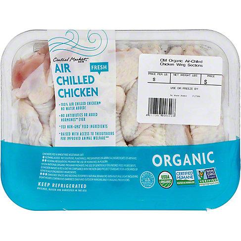 Central Market Organic Chicken Wings