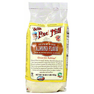 Bob's Red Mill Finely Ground Almond Meal/flour, 16 oz