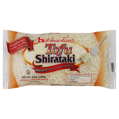 Fresh Spaghetti Shirataki Tofu,8 OZ