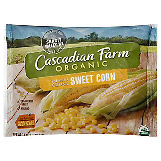 Cascadian Farm Organic Premium Organic Sweet Corn, 16 OZ
