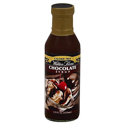 Walden Farms Chocolate Syrup, 12 oz