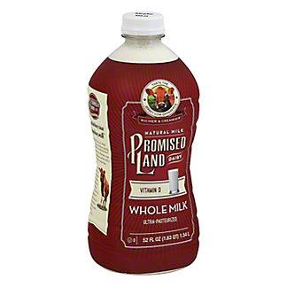 Promised Land Whole Milk, 52 oz