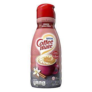 Nestle Coffee-Mate Cinnamon Vanilla Creme Coffee Creamer, 32 oz
