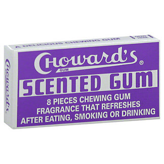 Chowards Scented Gum, 8 PC