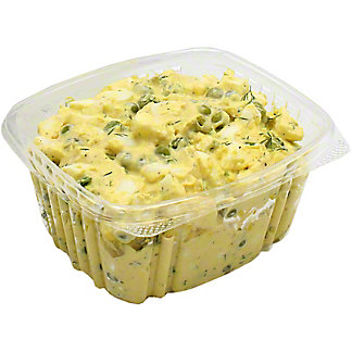 Chef Prepared Egg Salad with Peas and Dill, lb