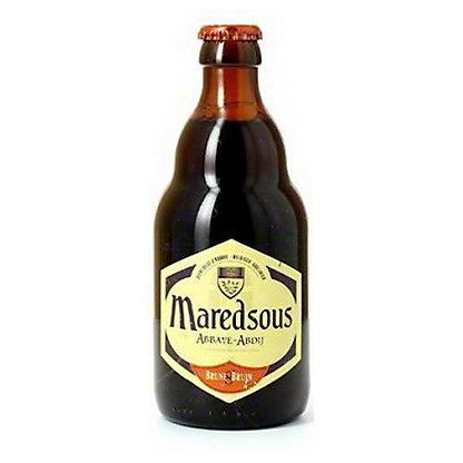 Maredsous Brune 4 PK Bottles, 11.2 OZ